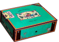 Хьюмидор Elie Bleu Alba Green Pistachio Sycamore на 75 сигар