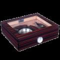 Подарочный набор для сигар Lubinski GR310 на 25 сигар (Италия)