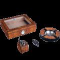 Подарочный набор для сигар Lubinski 3GR09 на 25 сигар