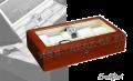 Шкатулка для хранения 10 часов и украшений/ 801GR-104/ Германия