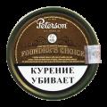 Табак для трубок Петерсон Фаундерс Чойс 100гр банка