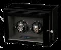 Шкатулка для 2-х часов с автоподзаводом INNOVATION2 Black Edition 10002B