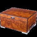Подарочный набор хьюмидор Lubinski на 40 сигар вяз GR40
