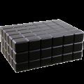 Хьюмидор Colibri Черный лак премиум-класса на 80 сигар купить