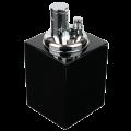 Зажигалка для сигар настольная Mastro de Paja Италия Черный лак