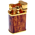 Зажигалка для сигар настольная lubinski латунь GR95