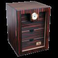 Хьюмидор-шкаф купить Lubinski Эбеновое дерево на 130 сигар GR01