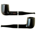 Курительная трубка Molina black billiard фильтр 9мм