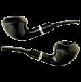 Курительная трубка Molina black Rhodesian фильтр 9 мм купить
