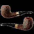 Курительная трубка Sherlock Holmes Silver Strand фильтр 9мм