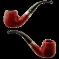 Курительная трубка Peterson Sterling Silver GR68