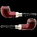 Курительная трубка Peterson купить Silver Spigot GR150